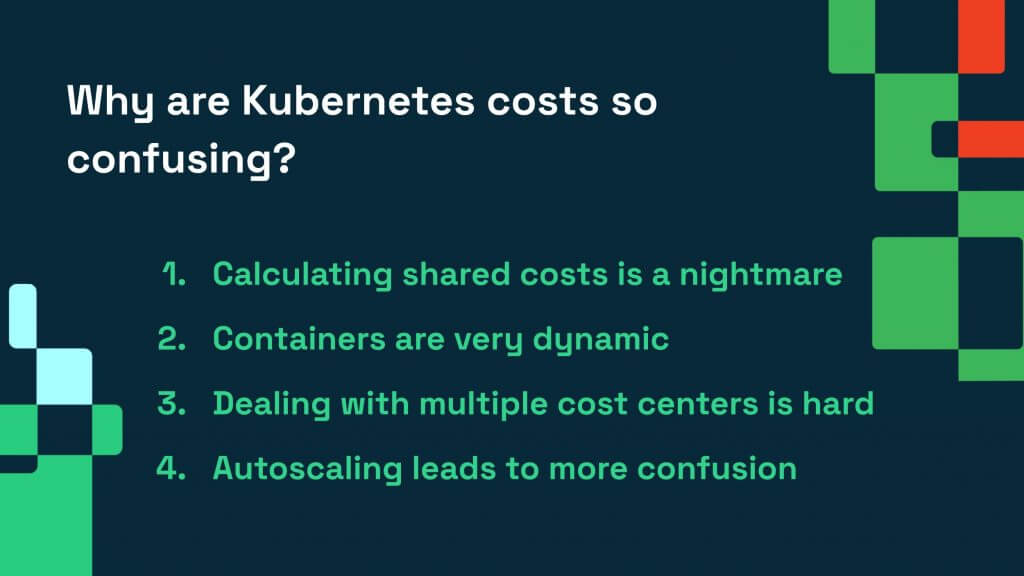 AWS Kubernetes costs are confusing